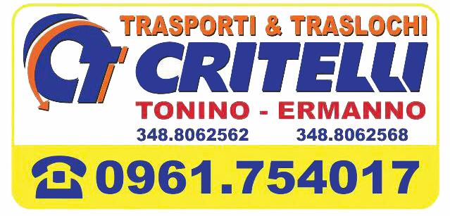 Trasporti & Traslochi – Critelli S.r.l. Tonino – Ermanno
